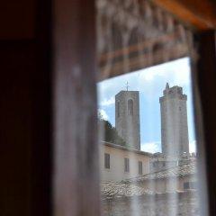 Отель B&B Le Undici Lune Италия, Сан-Джиминьяно - отзывы, цены и фото номеров - забронировать отель B&B Le Undici Lune онлайн ванная