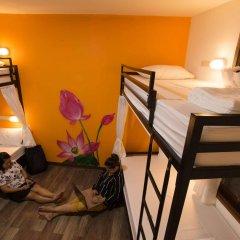 Yodsiam Hostel комната для гостей