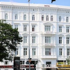 Novum Hotel Graf Moltke Гамбург городской автобус