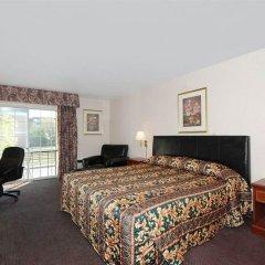 Отель Magnuson Grand Columbus North США, Колумбус - отзывы, цены и фото номеров - забронировать отель Magnuson Grand Columbus North онлайн комната для гостей фото 3