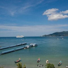 Отель Destinaation Patong Boutique by The Sea пляж
