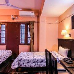 Отель Middle Path Непал, Покхара - отзывы, цены и фото номеров - забронировать отель Middle Path онлайн комната для гостей фото 3