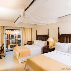 Отель Holiday Inn Merida Mexico комната для гостей