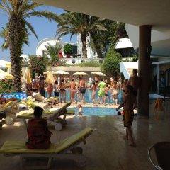 Rubi Hotel Турция, Аланья - отзывы, цены и фото номеров - забронировать отель Rubi Hotel онлайн бассейн