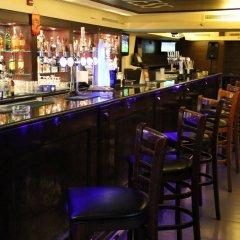 Отель Holiday Inn Abu Dhabi Downtown гостиничный бар