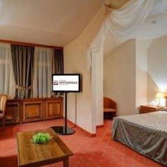 Гостиница Сретенская 4* Стандартный номер с различными типами кроватей фото 12
