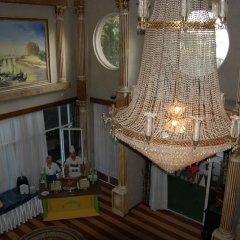 Erdek Hillpark Hotel Мармара интерьер отеля фото 3