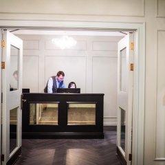 Отель Native Glasgow интерьер отеля