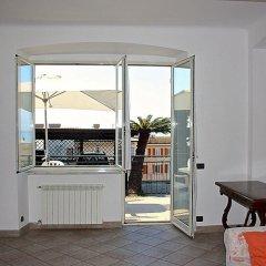 Отель La Panoramica Генуя комната для гостей фото 4