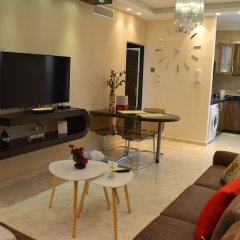 Отель Janty Apartments Иордания, Амман - отзывы, цены и фото номеров - забронировать отель Janty Apartments онлайн комната для гостей фото 5