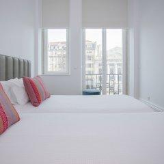 Апартаменты Liiiving - Aliados Luxury Apartments Порту комната для гостей фото 3