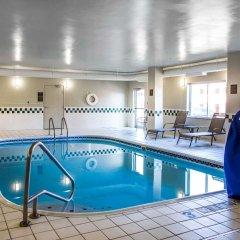 Отель Comfort Suites Columbus West - Hilliard США, Колумбус - отзывы, цены и фото номеров - забронировать отель Comfort Suites Columbus West - Hilliard онлайн бассейн