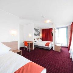 Отель McDreams Hotel Leipzig Германия, Плагвиц - отзывы, цены и фото номеров - забронировать отель McDreams Hotel Leipzig онлайн комната для гостей