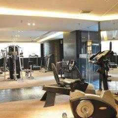 Jianguo Hotel Guangzhou фитнесс-зал