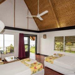 Отель Crusoe's Retreat Фиджи, Вити-Леву - отзывы, цены и фото номеров - забронировать отель Crusoe's Retreat онлайн комната для гостей фото 2