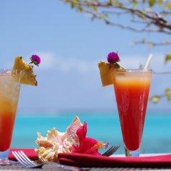 Отель Hibiscus Французская Полинезия, Муреа - отзывы, цены и фото номеров - забронировать отель Hibiscus онлайн гостиничный бар