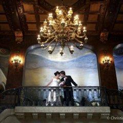 Отель Fairmont Le Chateau Frontenac Канада, Квебек - отзывы, цены и фото номеров - забронировать отель Fairmont Le Chateau Frontenac онлайн интерьер отеля фото 3