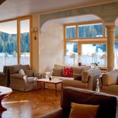 TH Madonna di Campiglio - Golf Hotel Пинцоло интерьер отеля