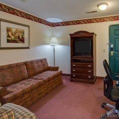 Отель Country Inn & Suites Effingham комната для гостей