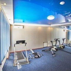 Гостиница Автозаводская фитнесс-зал фото 3