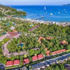 Отель Duangjitt Resort, Phuket пляж фото 2