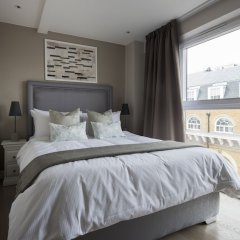 Отель Posh 2BR Westminster Suites by Sonder Великобритания, Лондон - отзывы, цены и фото номеров - забронировать отель Posh 2BR Westminster Suites by Sonder онлайн комната для гостей фото 4
