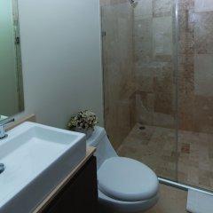 Отель The Local Way - Botticelli Tower Polanco Мексика, Мехико - отзывы, цены и фото номеров - забронировать отель The Local Way - Botticelli Tower Polanco онлайн ванная