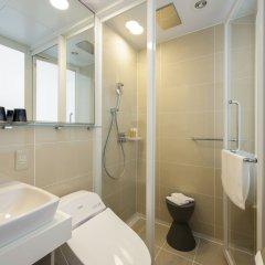 Отель remm Tokyo Kyobashi ванная