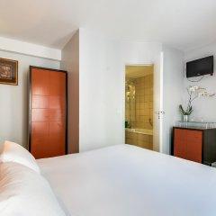Отель Pavillon Porte De Versailles Франция, Париж - 3 отзыва об отеле, цены и фото номеров - забронировать отель Pavillon Porte De Versailles онлайн комната для гостей фото 5
