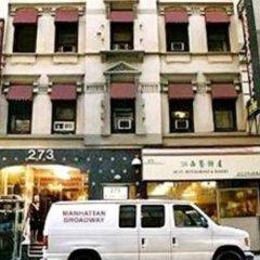 Отель Manhattan Broadway Hotel США, Нью-Йорк - 8 отзывов об отеле, цены и фото номеров - забронировать отель Manhattan Broadway Hotel онлайн городской автобус