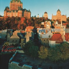 Отель Fairmont Le Chateau Frontenac Канада, Квебек - отзывы, цены и фото номеров - забронировать отель Fairmont Le Chateau Frontenac онлайн фото 9