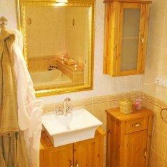 Отель Rezidence Zámeček Чехия, Франтишкови-Лазне - отзывы, цены и фото номеров - забронировать отель Rezidence Zámeček онлайн ванная фото 2