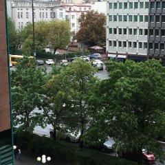 Отель Blue Books Apartments Польша, Варшава - отзывы, цены и фото номеров - забронировать отель Blue Books Apartments онлайн фото 2