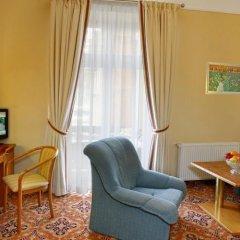 Отель Danubius Health Spa Resort Hvězda-Imperial-Neapol комната для гостей фото 6