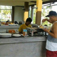 Отель Phutaralanta Resort Ланта питание фото 3