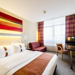 Отель Holiday Inn Express Berlin City Centre комната для гостей фото 5