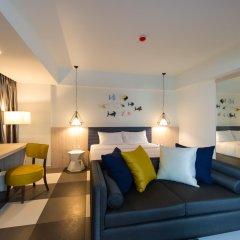 Krabi SeaBass Hotel комната для гостей