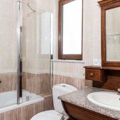 Отель Geraniotis Beach ванная