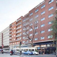 Отель Acta Madfor городской автобус