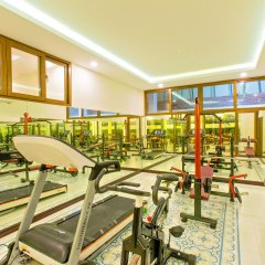 Silk Luxury Hotel & Spa фитнесс-зал