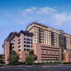 Отель Pullman Dubai Creek City Centre Residences парковка