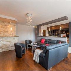 Апартаменты P&O Apartments Plac Europejski 1 интерьер отеля