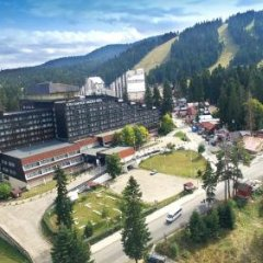 Отель Samokov Болгария, Боровец - 1 отзыв об отеле, цены и фото номеров - забронировать отель Samokov онлайн фото 7