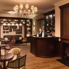 The von Stackelberg Hotel Таллин интерьер отеля