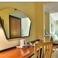 Отель Piemontese Бергамо удобства в номере фото 2