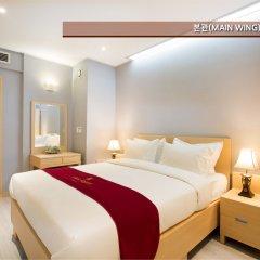 Отель Eldis Regent Hotel Южная Корея, Тэгу - отзывы, цены и фото номеров - забронировать отель Eldis Regent Hotel онлайн комната для гостей фото 2