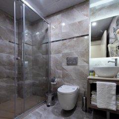 Bossuite Hotel Kadikoy Турция, Стамбул - отзывы, цены и фото номеров - забронировать отель Bossuite Hotel Kadikoy онлайн ванная
