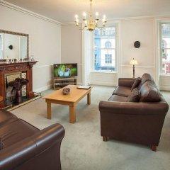 Отель St. Giles Apartments Великобритания, Эдинбург - отзывы, цены и фото номеров - забронировать отель St. Giles Apartments онлайн комната для гостей фото 3
