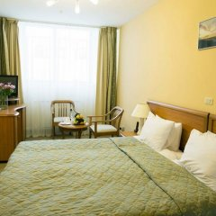 Гостиница Байкал Бизнес Центр 4* Стандартный номер разные типы кроватей фото 5