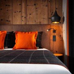 Отель M de Megève комната для гостей фото 4